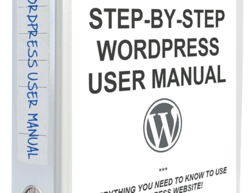 WordPress Training Manual – Complete Step-By-Step WordPress User Manual